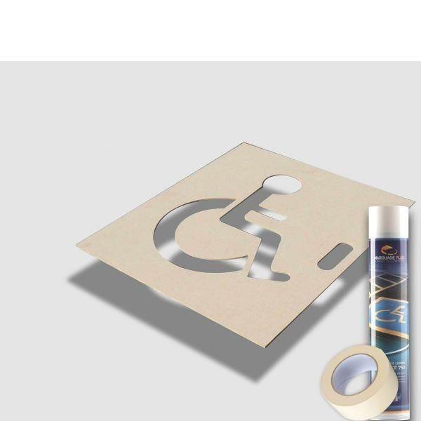 Kit stationnement handicapé slika (photo)