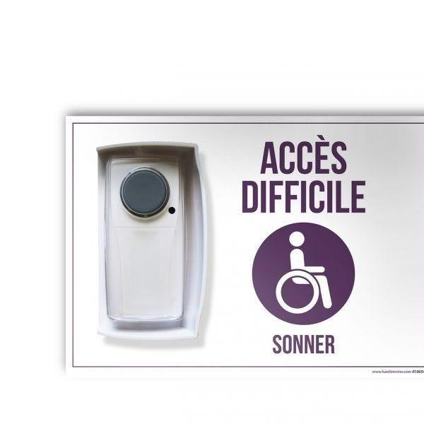 Carillon d'appel unik - 'accès difficile (photo)