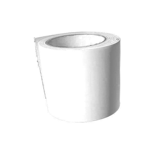 Adhésif de repérage de contremarche visuba blanc (photo)