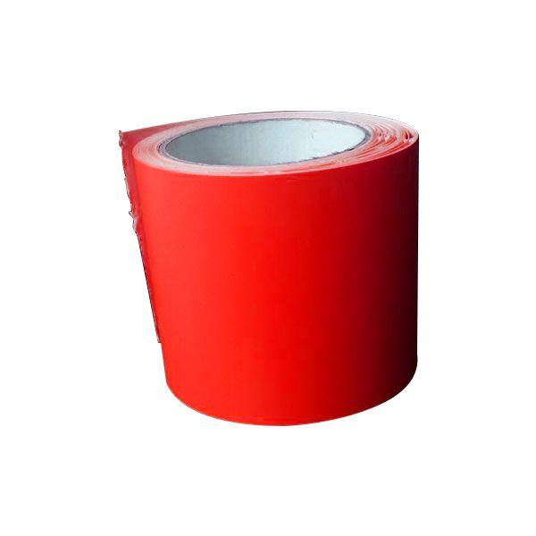 Adhésif de repérage de contremarche visuba rouge (photo)