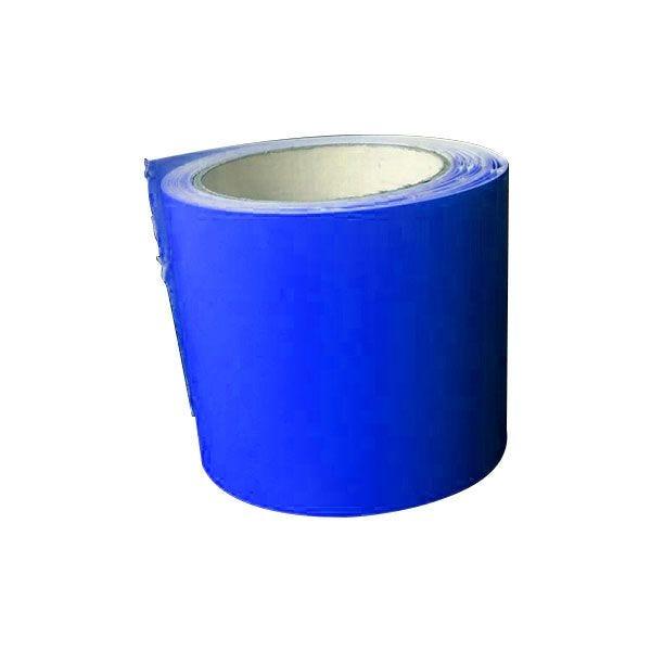 Adhésif de repérage de contremarche visuba bleu (photo)
