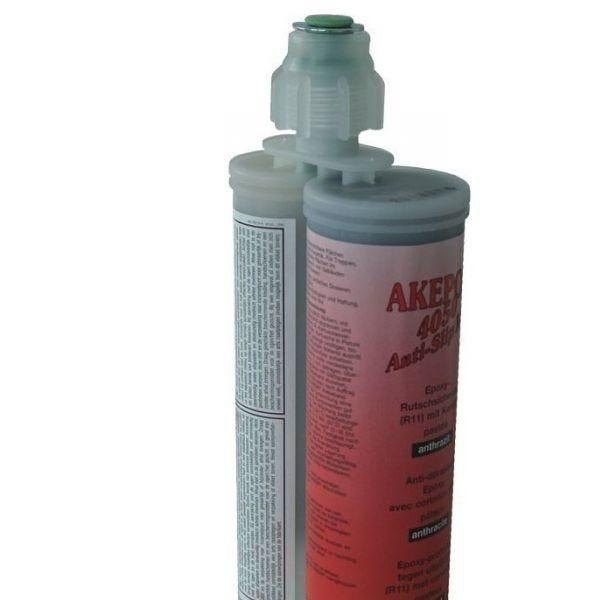 Akeligne cartouche pour bande antidérapante gris blanc (photo)