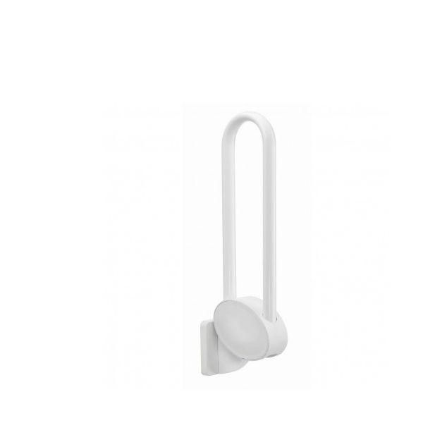 Barre d'appui relevable docca blanc - grand (photo)