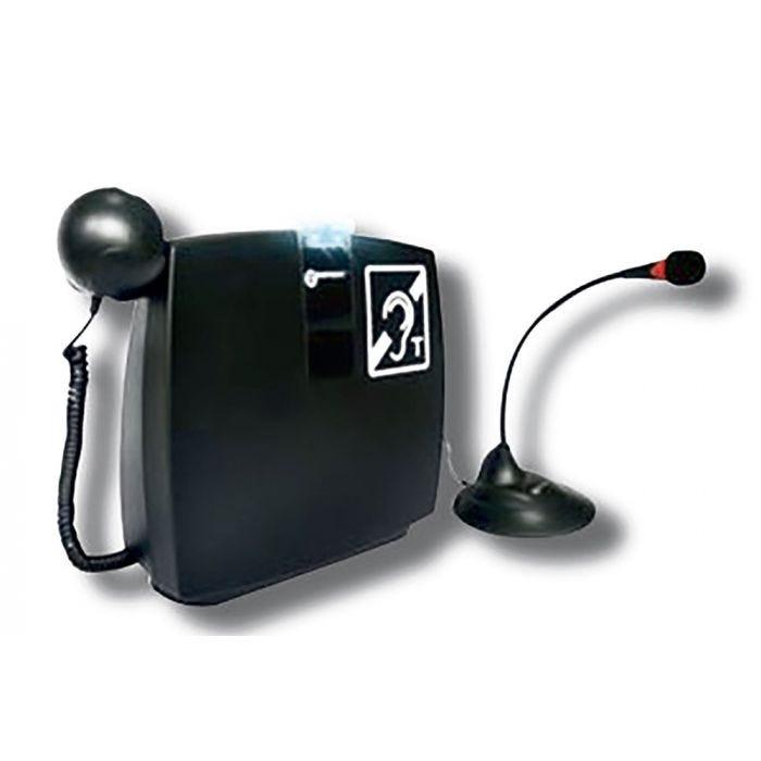 Boucle magnétique mobile pour comptoir d'accueil connectable (photo)