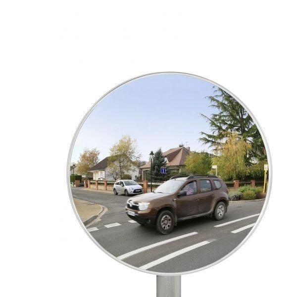 Miroir multi-usages pour intérieur et extérieur ø 600 mm (photo)