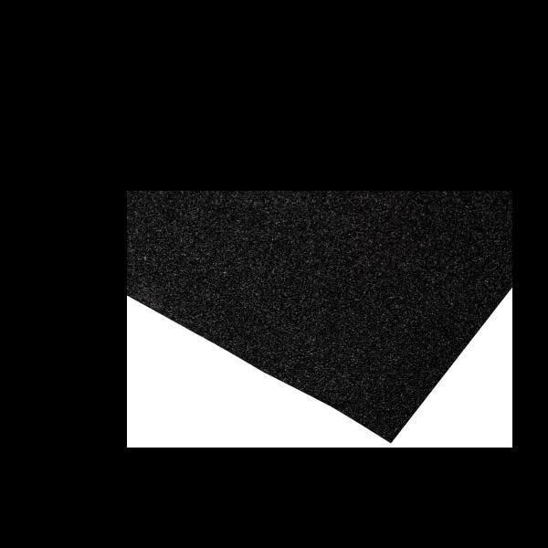 Bande adhésive antidérapante noir - 30 mm (photo)