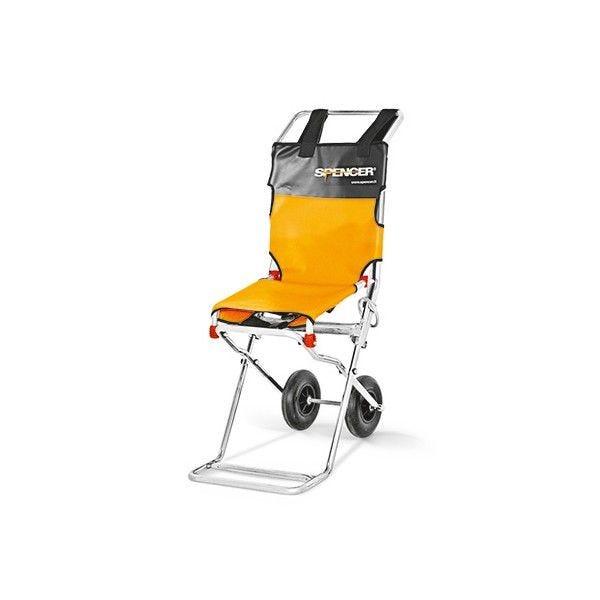 Chaise d'évacuation light 2 ou 4 roues nb: 2 (photo)