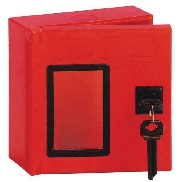 Boîte à clés format carré (photo)
