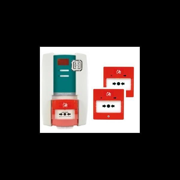 Kit alarme type 4 secteur (photo)