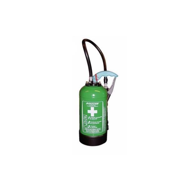 Cartouche de rechange pour douche autonome portable contenance : 6 l