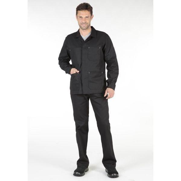 Pantalon workwear action work noir taille : 54