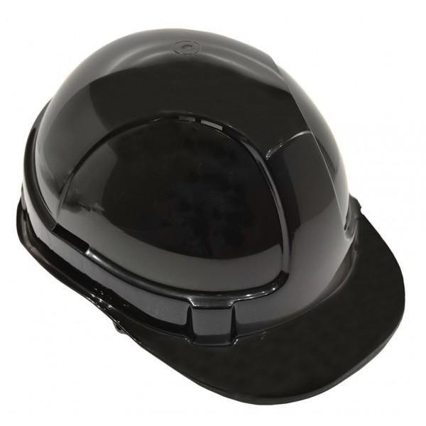 Casque de protection eco+ noir (photo)