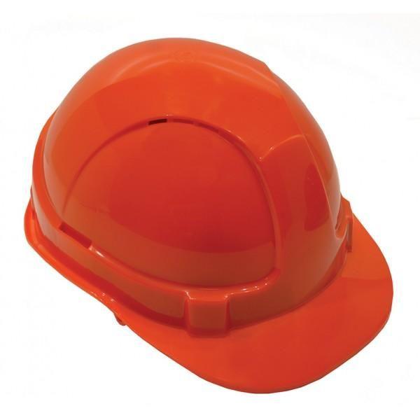 Casque de protection eco+ orange (photo)