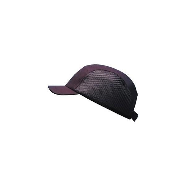 Casquette de sécurité cool cap noir (photo)