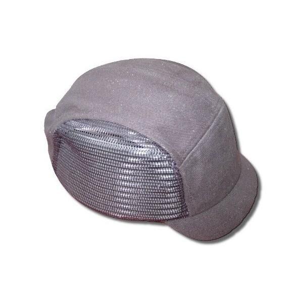 Casquette de sécurité cool cap gris (photo)