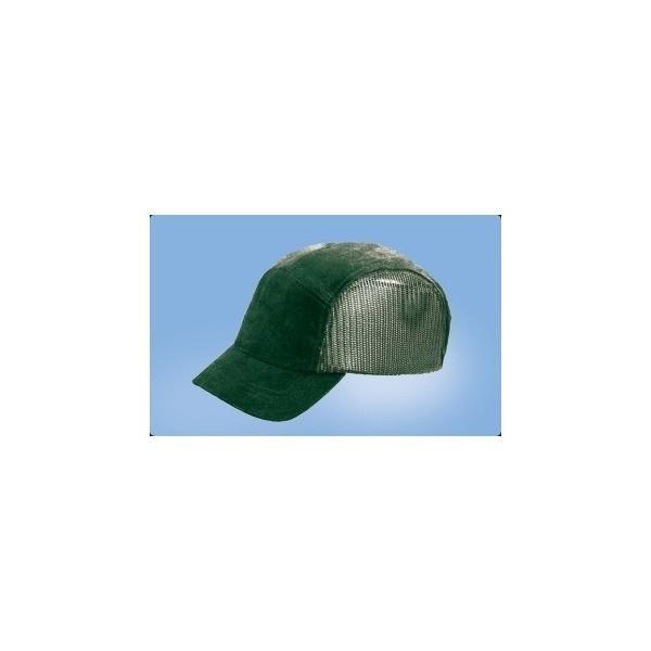 Casquette de sécurité cool cap vert (photo)