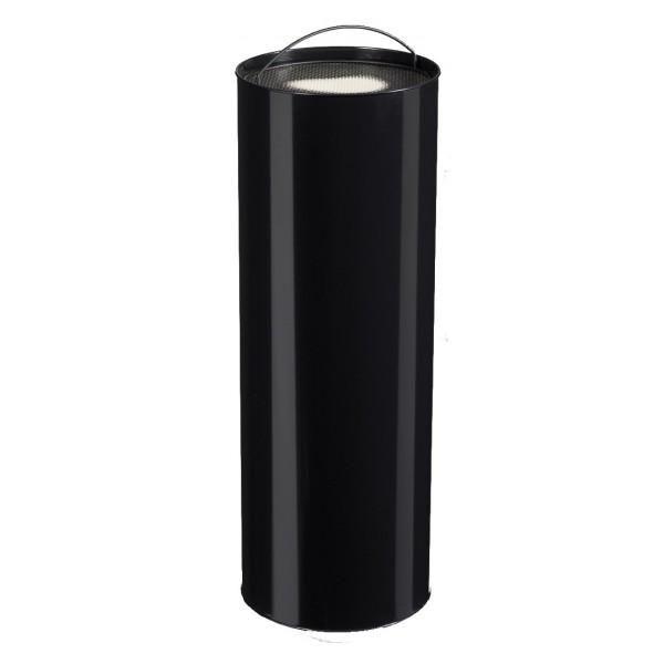 Cendrier sablo noir (photo)