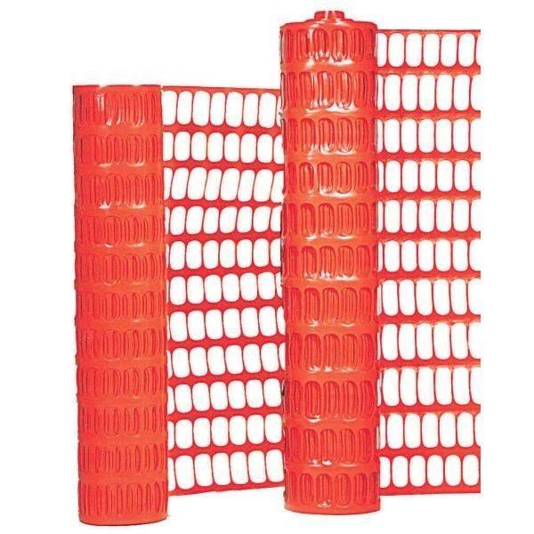 Grille de balisage de chantier longueur : 120 cm