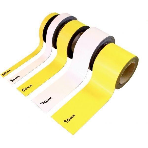 Bande magnétique pour rayonnagel:30mm
