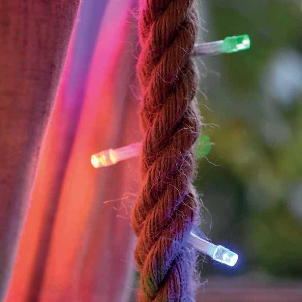 Corde led multicolore - 3,00 m (photo)
