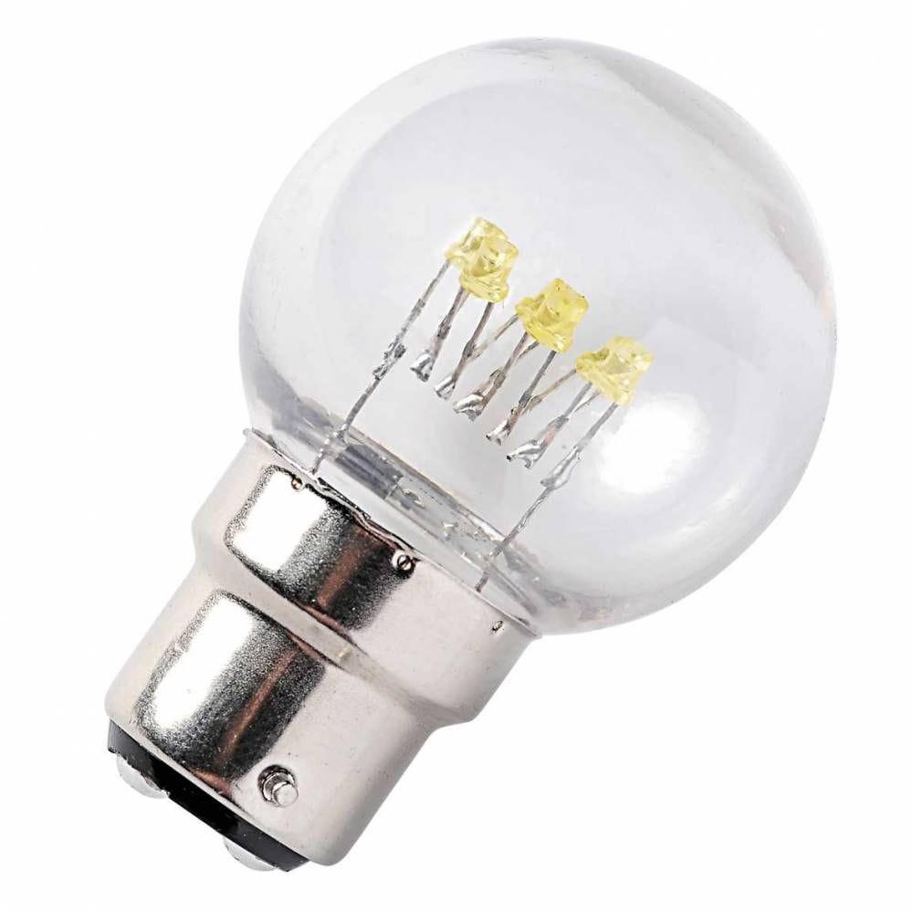 Lampes b22 led rgb - par 2 (photo)