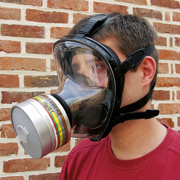 Masque de protection respiratoire sge 150 (photo)