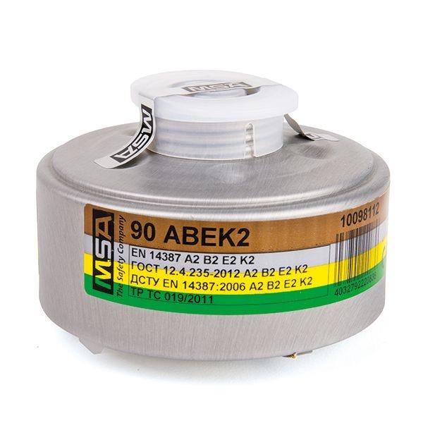 Filtre abek pour masque de protection respiratoire sge 150 (photo)