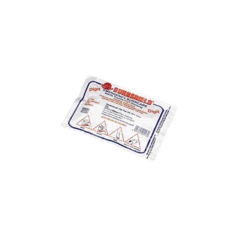 Compresse hydrogel brûlure thermique burnshield® 2,5x50cm
