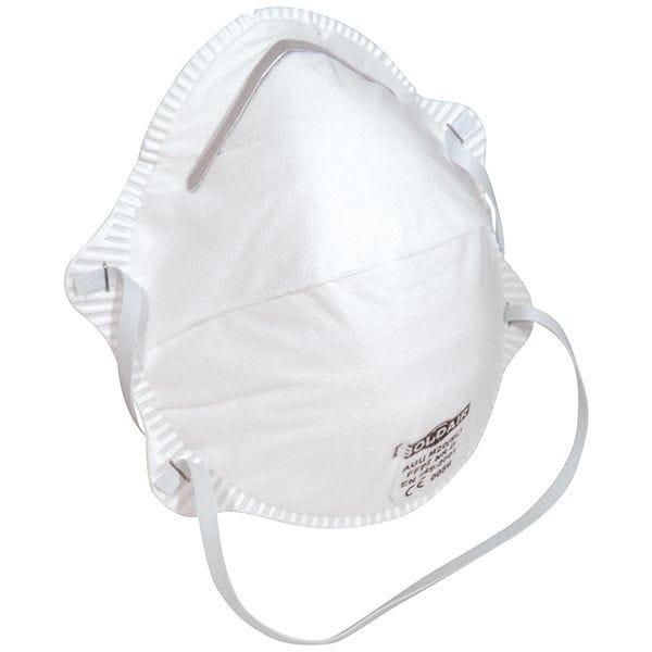 Masque anti-poussières classe ffp2 20 pièces (photo)