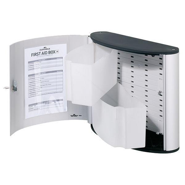 Armoire à pharmacie first aid box petit modèle - vide (photo)