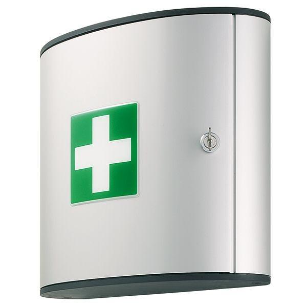 Armoire à pharmacie first aid box petit modèle - garnie (photo)