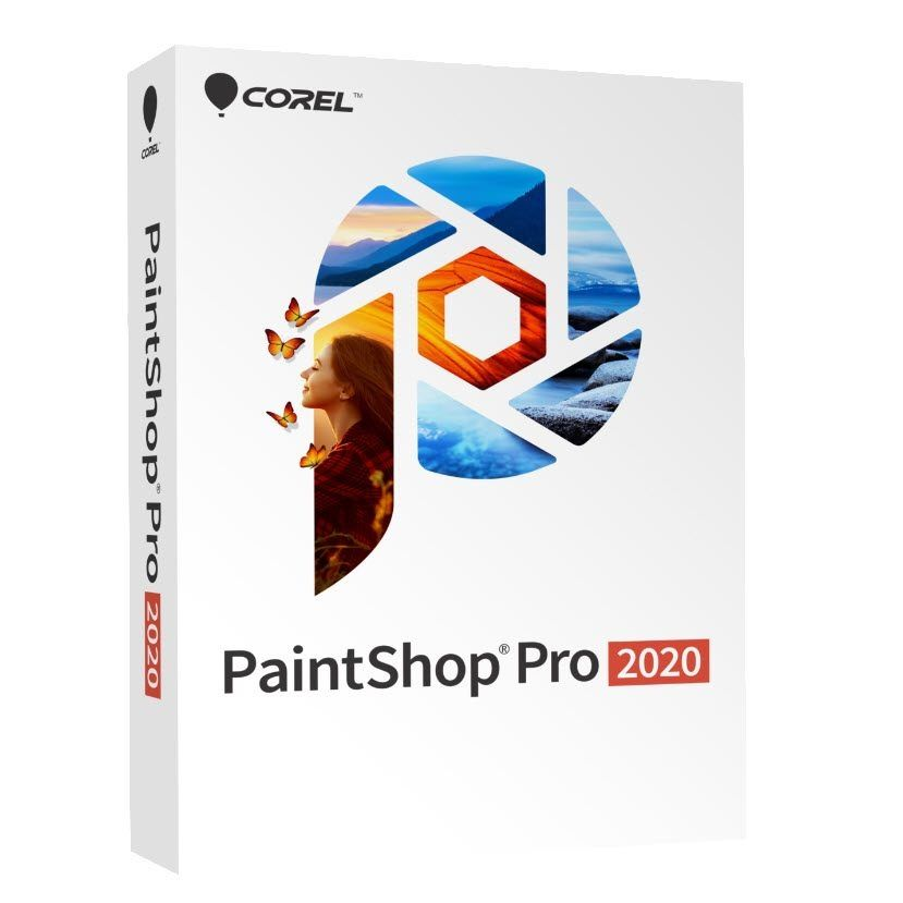 Corel PaintShop Pro 2020 - Windows (photo)