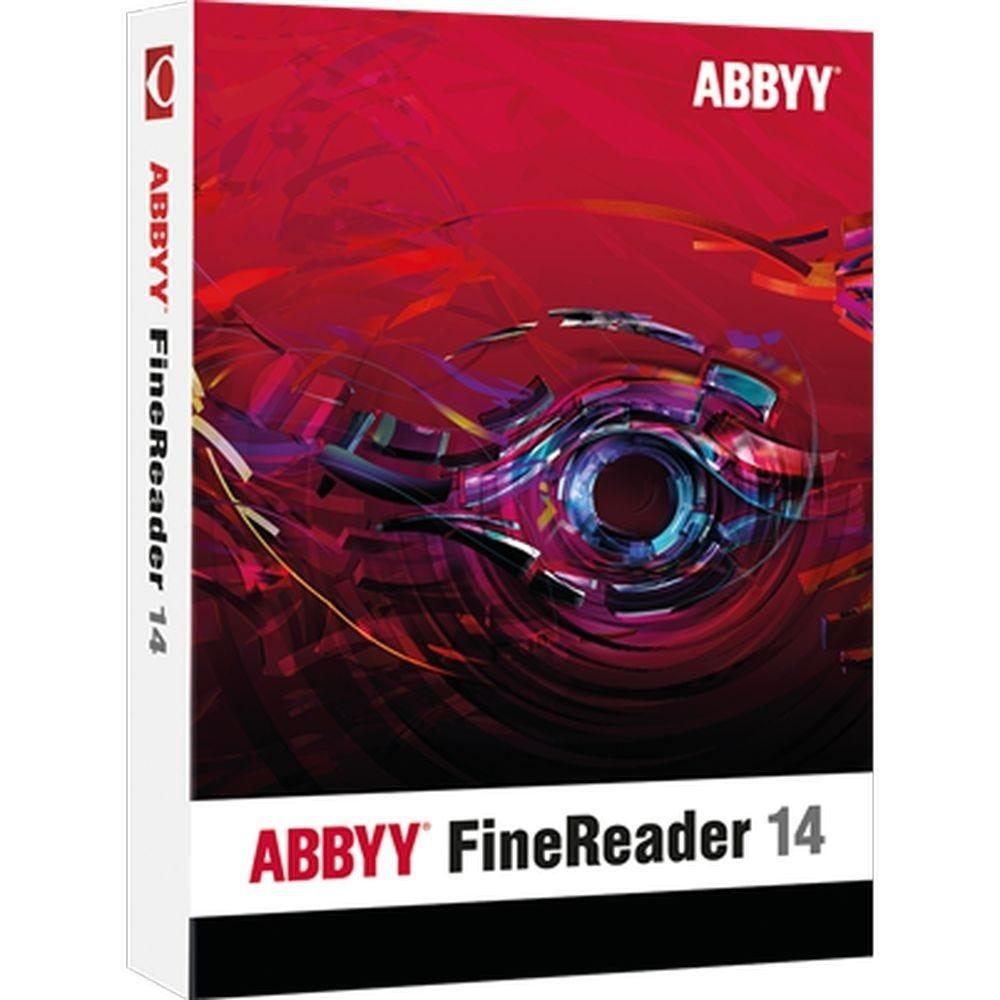 Abbyy finereader 14 (photo)
