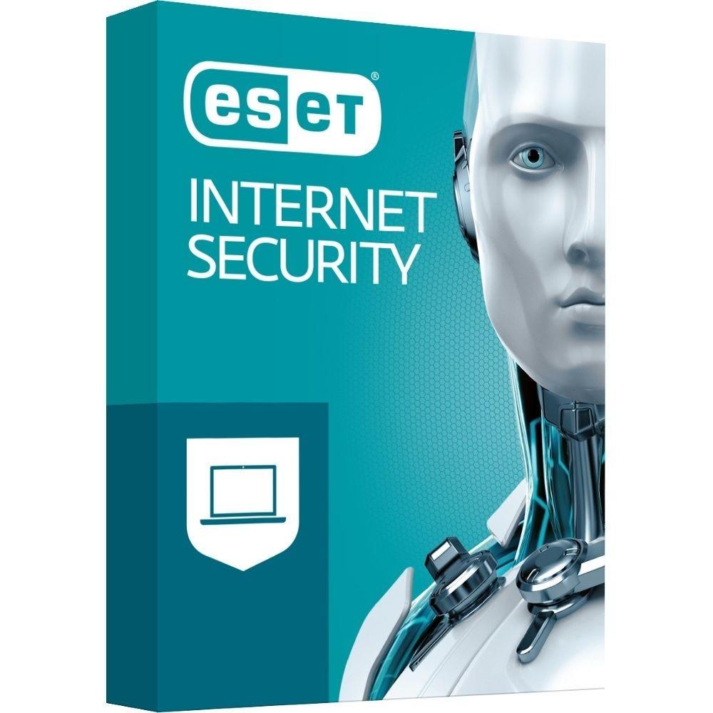 Eset internet security 2019 - 3 postes - 1 an