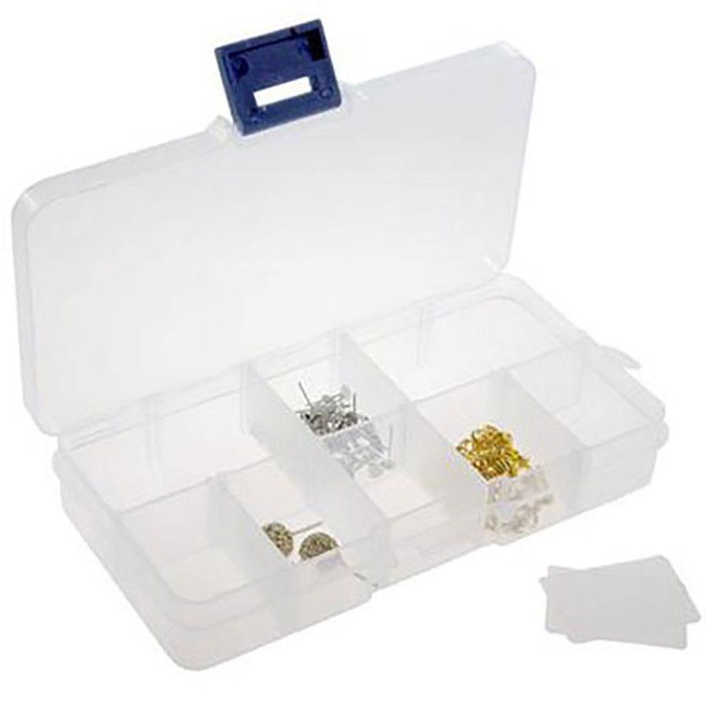 Coffrets et boites boite de rangement 13x7 cm (10 compartiments) 13 x 7 x 2,2 cm (photo)