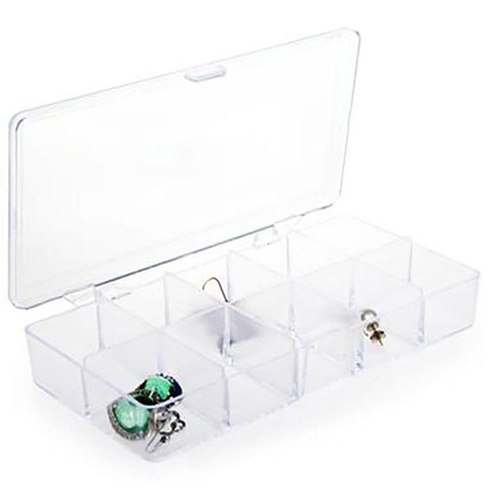 Coffrets et boites boite de rangement 18x9 cm (10 compartiments) 18 x 9 x 3 cm (photo)