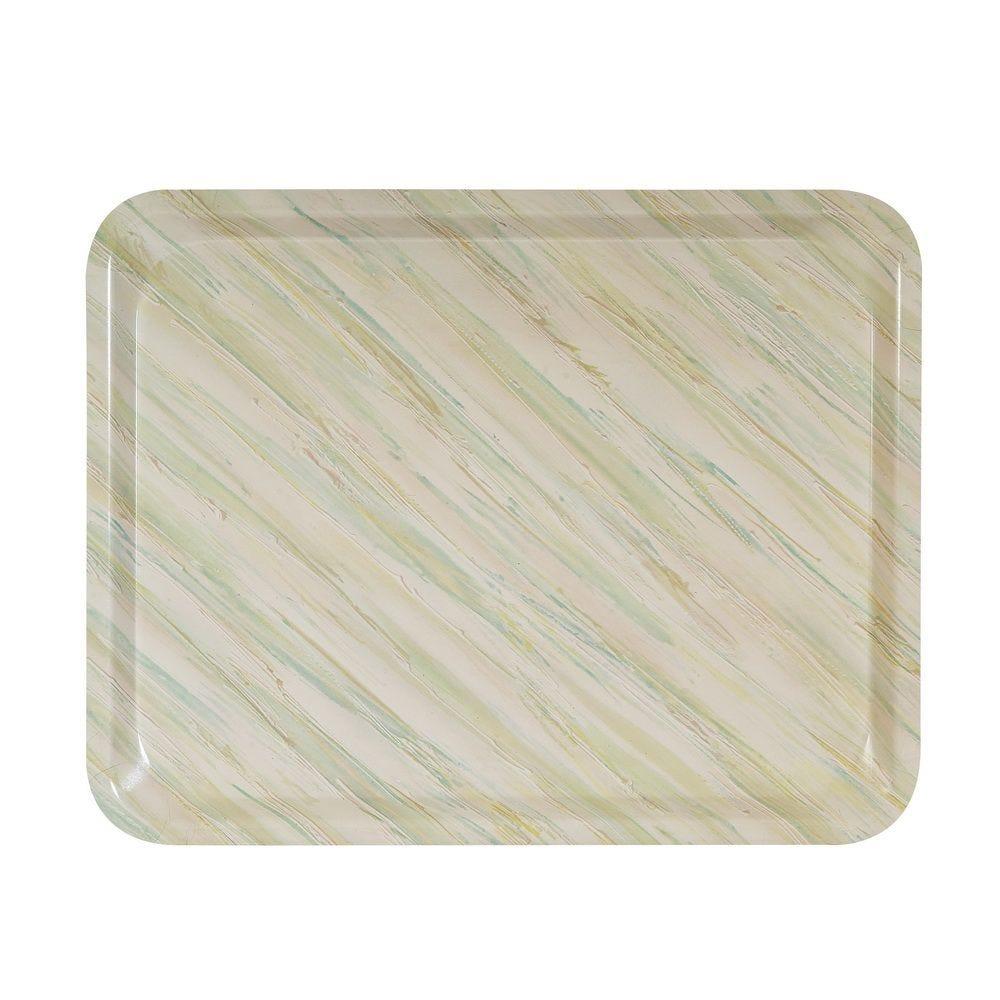 Plateau platex figaro 32,5 x 26,5 cm gastro 1/2 platex - par 20