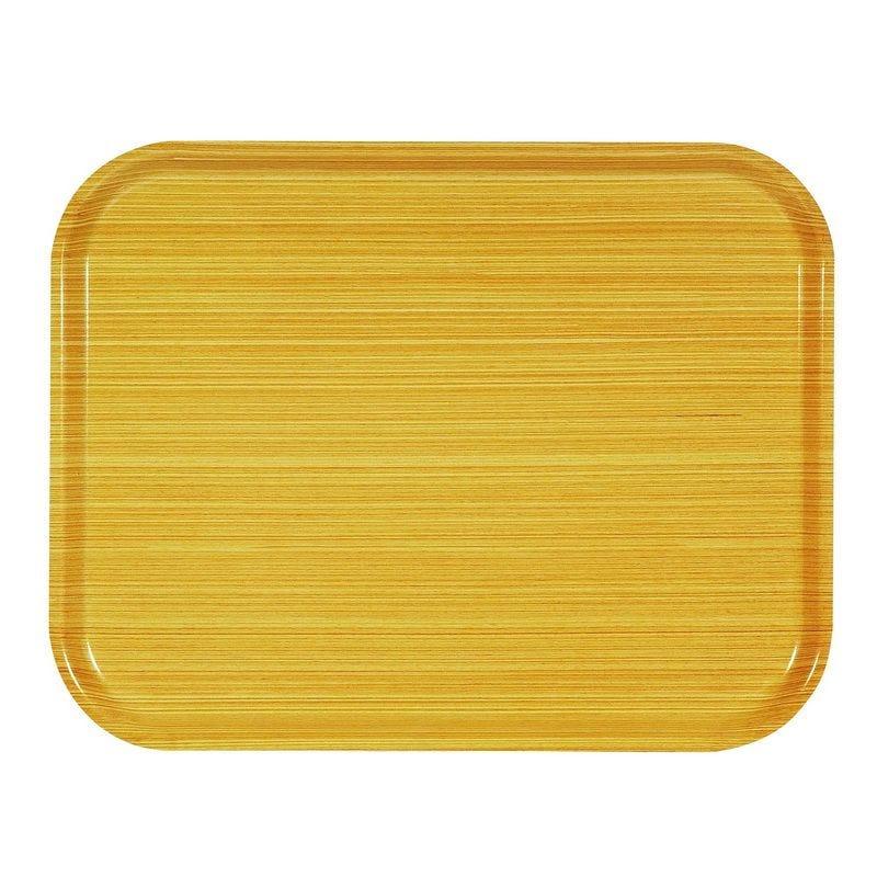 Plateau platex bois clair 46 x 36 cm platex - par 20