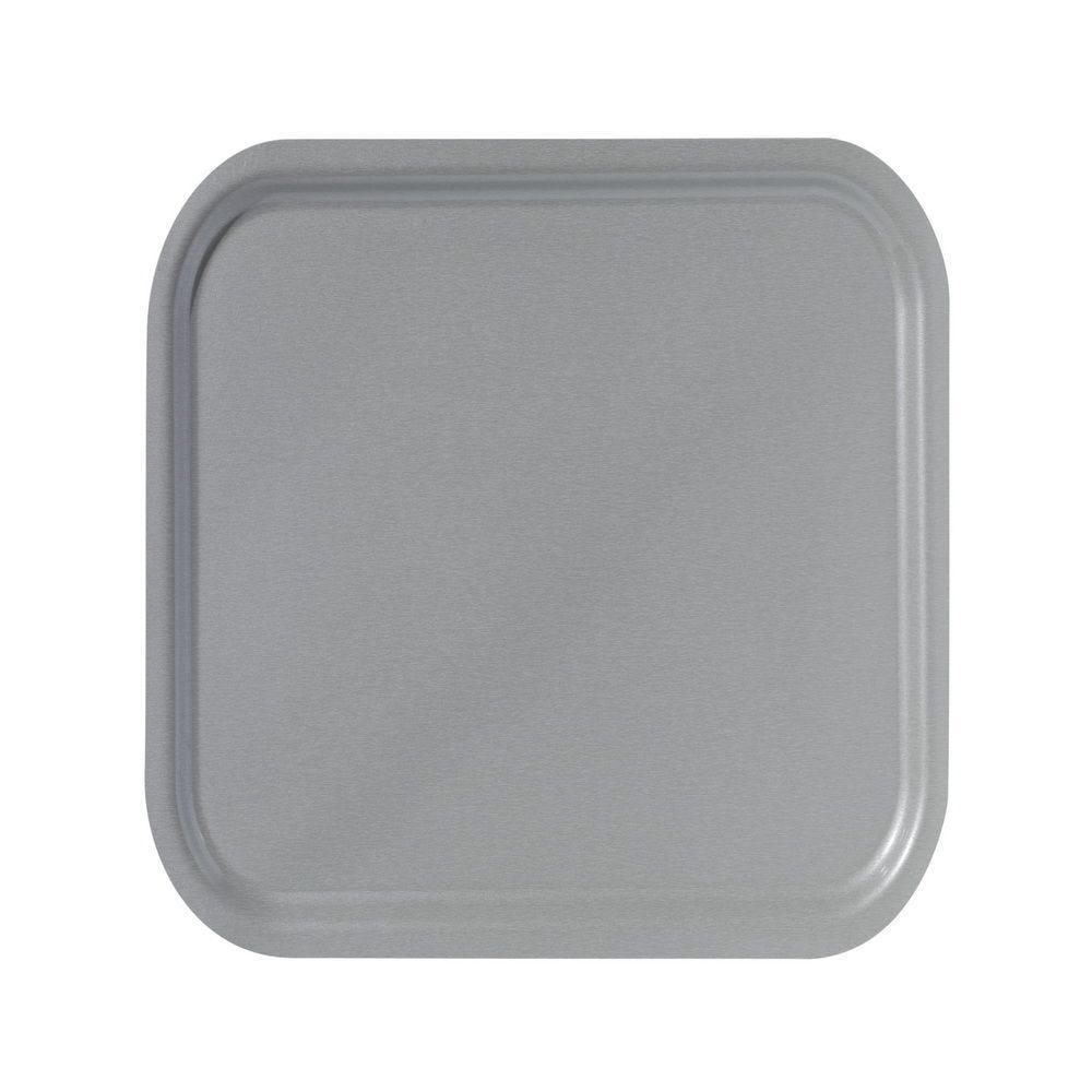 Plateau platex gris 29 x 29 cm platex - par 20