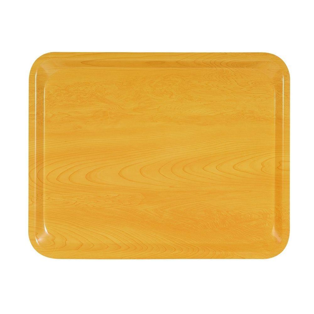 Plateau platex bois clair 53 x 32,5 cm gastro 1/1 platex - par 20