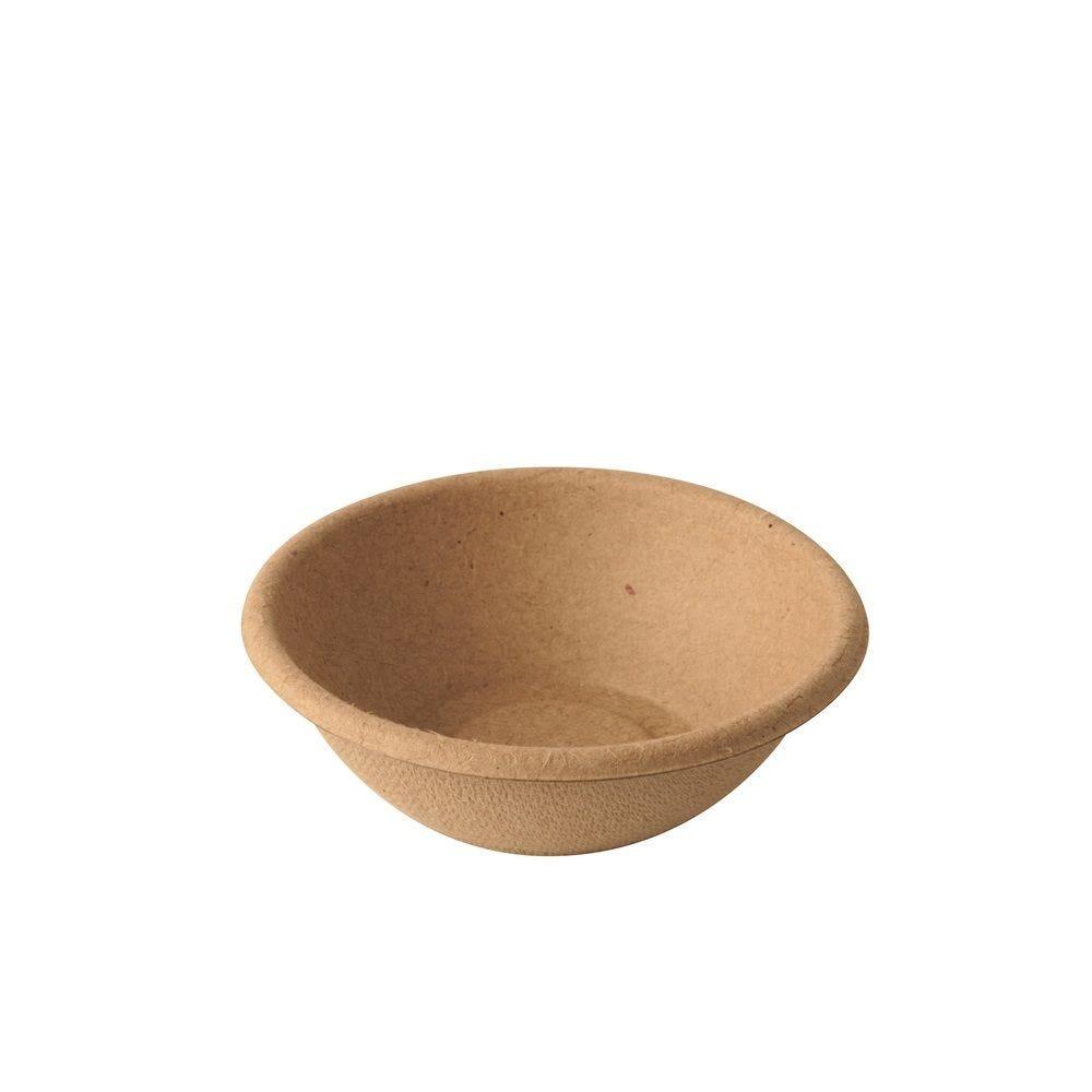 Plats en résidus agricoles pure rond Ø 10 cm · 3 cm - par 500