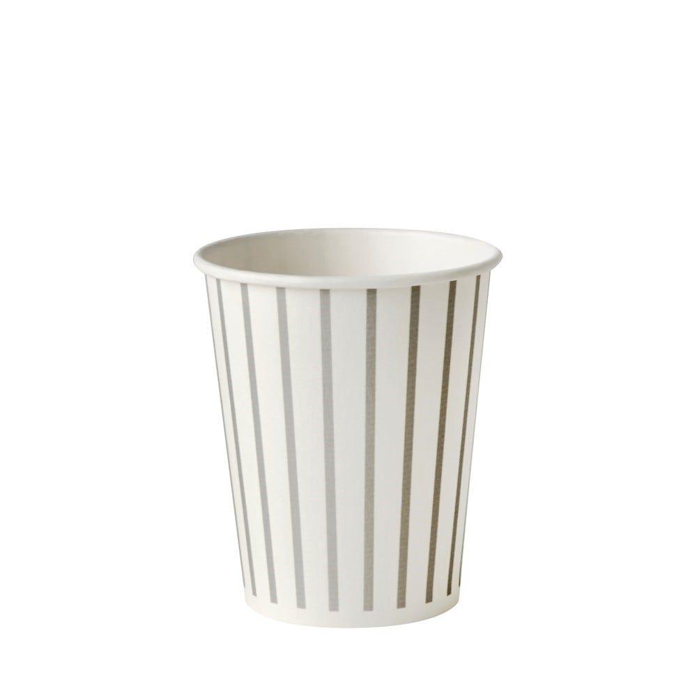 Gobelets, carton 0,2 l Ø 8 cm par 400