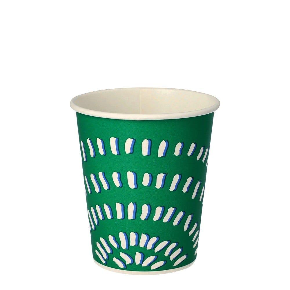 Gobelet boissons froides en carton 0,2 l Ø 8 cm · 8,8 cm blanc par 2000