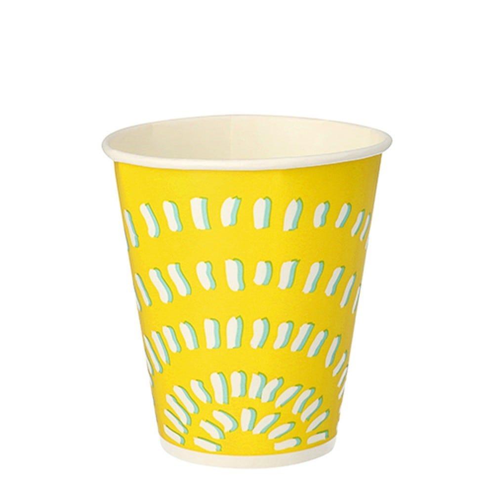 Gobelet boissons froides en carton 0,3 l Ø 8,97 cm · 10 cm blanc par 2000