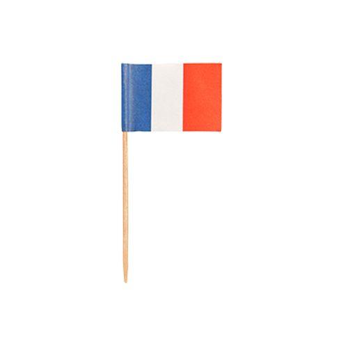 Pique décoratif 8 cm ''France'' par 5000