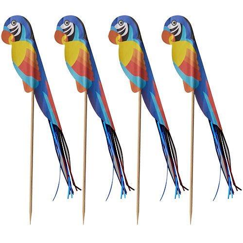 Pique décoratif 18 cm ''Parrot'' par 600