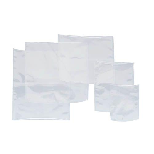 Sac pour emballage sous vide en PA-PE 28 cm x 25 cm transparent 90 my par 1000