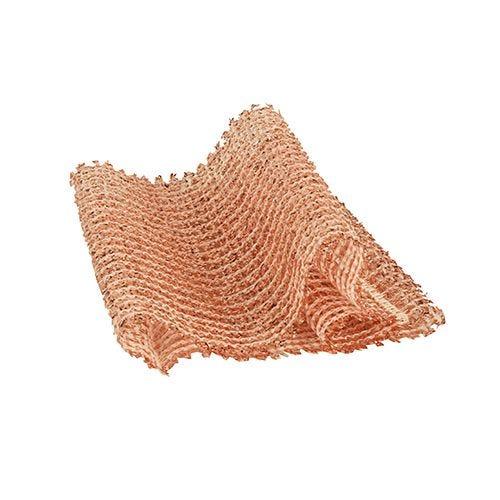 Chiffon de cuivre 15 cm x 25 cm par 60 (photo)