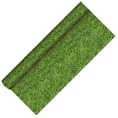 Nappe en papier papier 5 m x 1,2 m ''Football'' laqué par 12