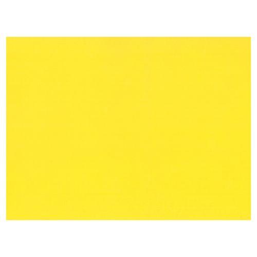Set de table en papier 30 cm x 40 cm jaune par 1000